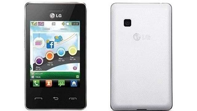 LG Cookie T375 - nowy bud�etowy smartphone z Android i Dual SIM