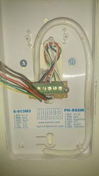 Cyfral SMART 5p - jak podłączyc