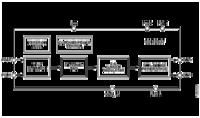 Monofoniczny wzmacniacz audio w klasie D z wejściem PDM