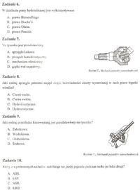 Egzamin zawodowy zasadnicza szkoła zawodowa,Mechanik pojazdów samochodowych 2011