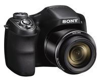 Sony Cyber-Shot DSC-H200 - aparat z 26-krotnym zoomem optycznym