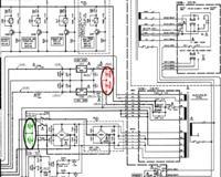 kenwood KA-V3700 - Wymiana wylanych kondensator�w