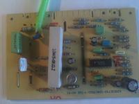 Elektrolux EW1144F - dziwne zachowanie programatora