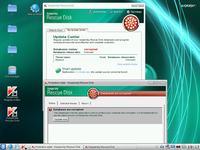Kaspersky Rescue Disk - brak internetu
