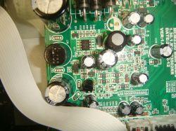 Philips MCM 2350/12 - Prośba o ientyfikację tranzystora w zasilaczu