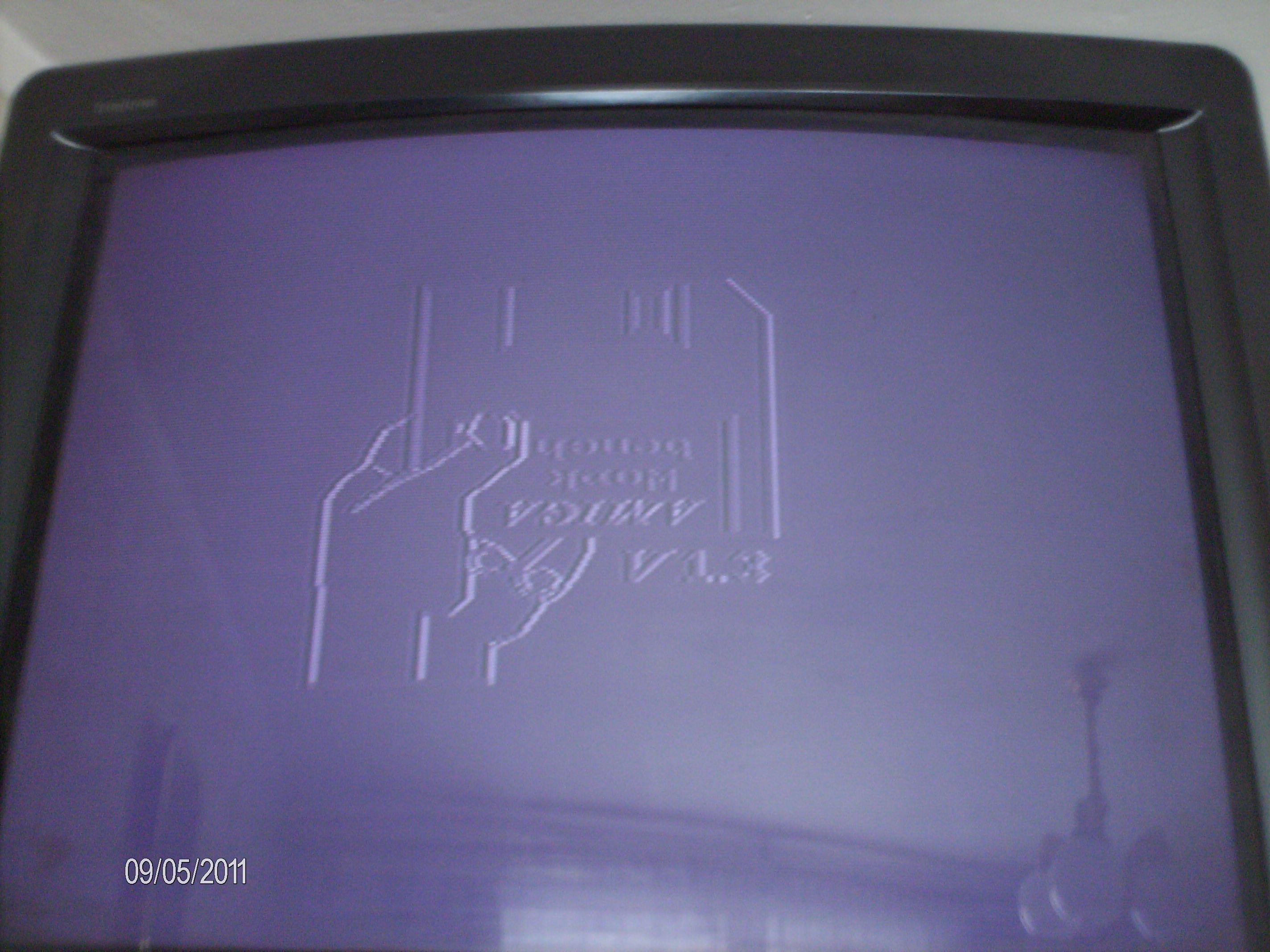 Amiga RGB-SCART - czy mam z�y kabel?