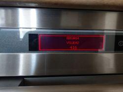 Piekarnik Electrolux EOC69400X - Nie uruchamia się, zasilanie jest, zegar działa