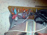 Ładowarka Elektronika - niskie napięcie na wyjściu.