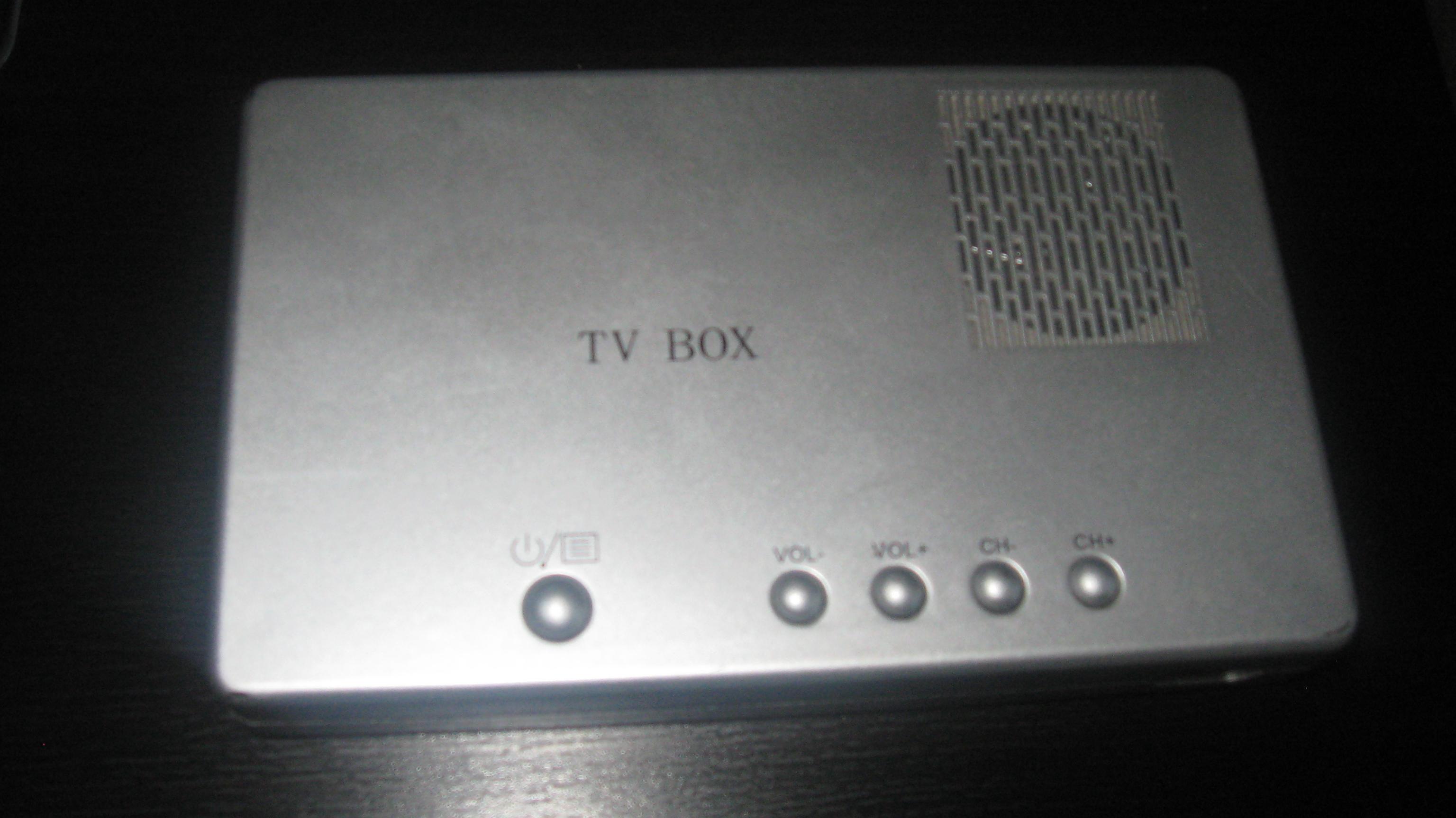 [Sprzedam] Adapter TV-->VGA TV BOX, TANIO! Pod��cz DVR bez VGA do monitora LC