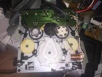 Magnetofon PIONEER CT-W601R - kaseta w jedną stronę odtwarza za szybko