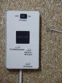 Czajnik sterowany telefonem komórkowym
