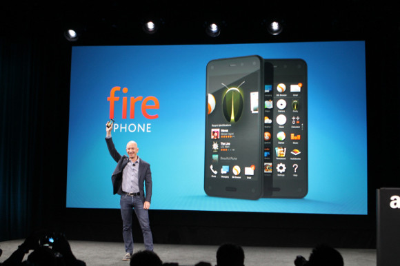 Amazon Fire Phone - 4.7-calowy smartfon z Snapdragonem 800 2.2GHz za 199$