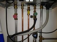 Nefit SmartLine Basic HR - Niskie ci�nienie wody - jaki zaw�r do dolania?