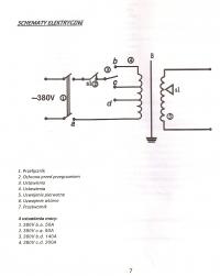 Kraft&Dele KD830 zasilanie 380V(400V) czy 230V?