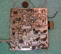 Pomiary ch-tyk przejściowych, analizator widma, 2 x generator