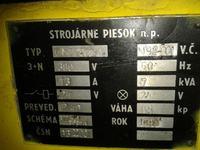 Gilotyna PIESOK CNT2500/4 - Poszukuję schematów
