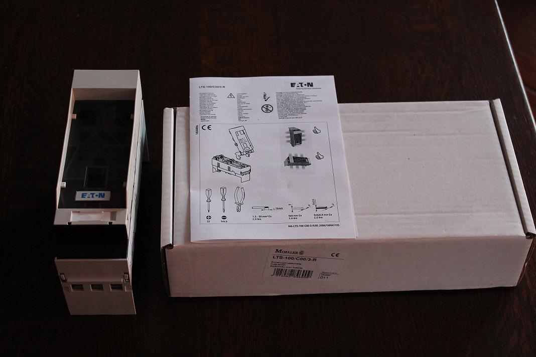 [Sprzedam] Sprzedam roz��cznik EATON LTS-100/C00/3-R