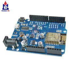 Arduino, Projekt w dwóch wersjach, dane z czujników wysyłane na serwer.