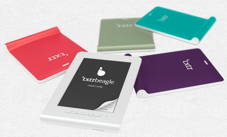 txtr Beagle - najmniejszy na �wiecie, 5-calowy czytnik e-book�w ju� za 10 euro