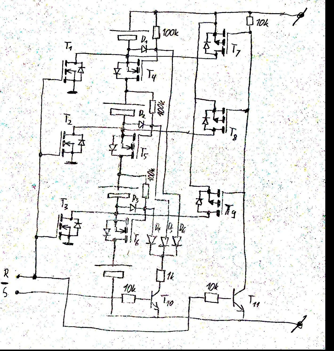 Roz��czanie ogniw li ion bez spadku napi�cia