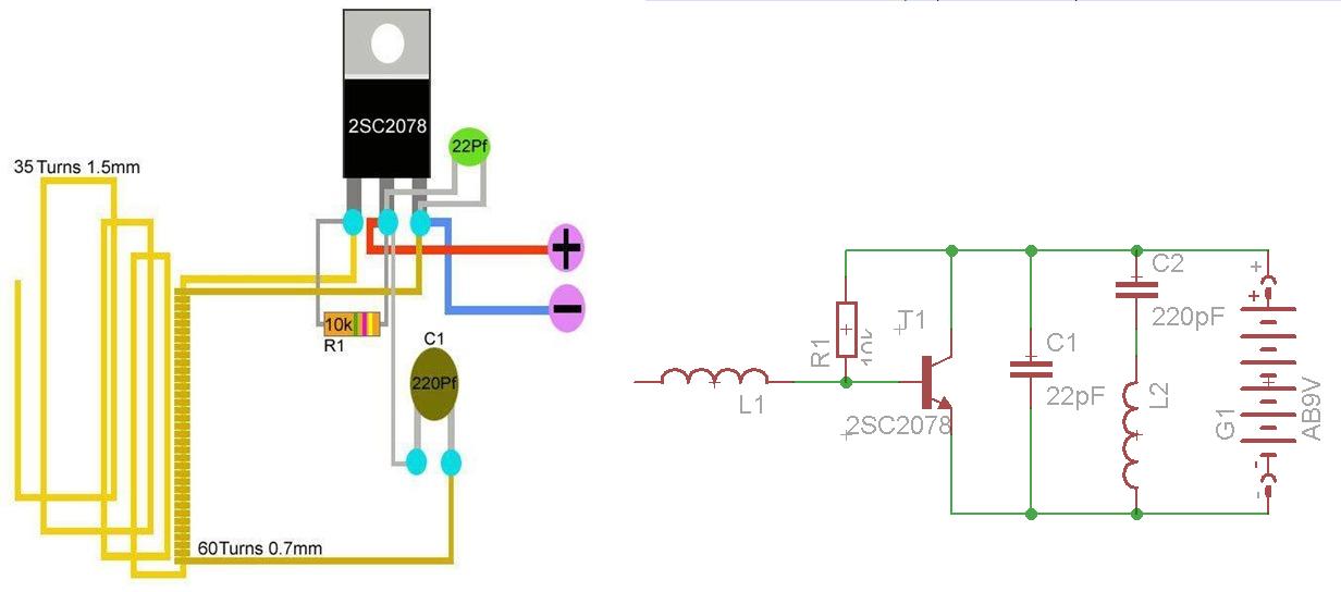 Jammer circuit | jammer kendamas mfg products