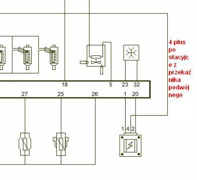 Citroen Xsra Picasso 1.6 8v 2000r - Wtyczka do cewki jak podłączyć.