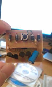 Naprawa o�wietlenia choinkowego LED - pourywane okablowanie