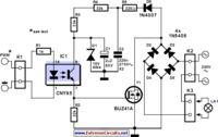 Jak zbudować mały ściemniacz do żarówek sterowany AVR