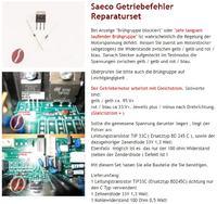 Saeco Syntia HD8839 - Zacina się blok zaparzacza