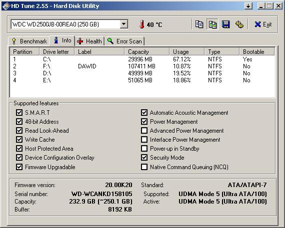 Rozbudowa PC AMD Athlon 2400