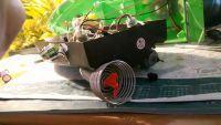 Spalone akumulatorki w łódce bezprzewodowej? Dziwny objaw