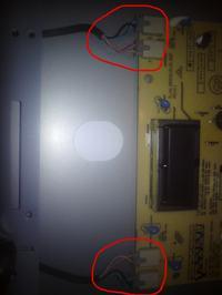 VIEWSONIC VX922 jak wstawi� kondensator