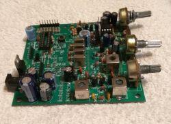 SESE80 - prosty odbiornik superheterodynowy na pasmo 80m (SSB & CW)