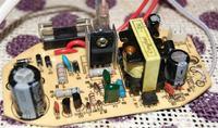 Nawil�acz powietrza �aba 4l Model: AG206A pad� za�ilacz, jaki tranzystor ?