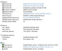 Ruter tplink TL-MR3220 i modem Huawei 173 sieć PLAY