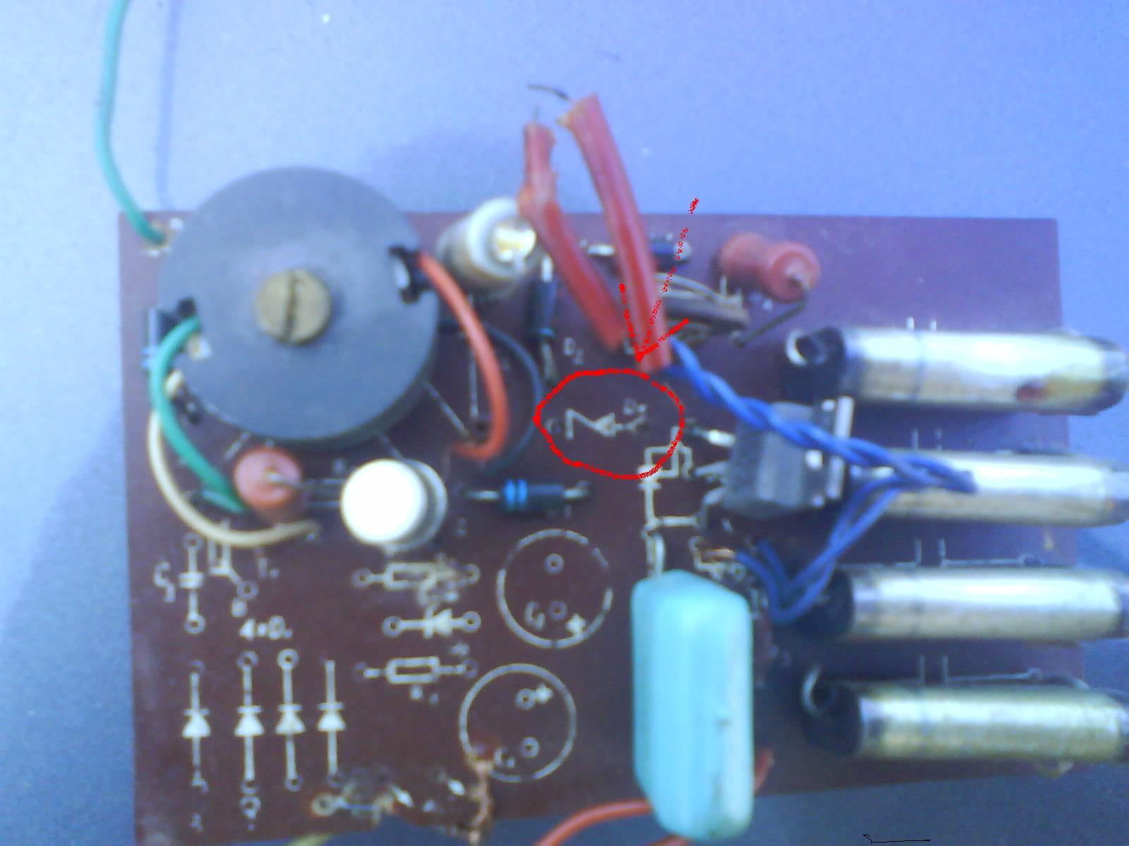 Szukam schematu pastucha elektrycznego EB84