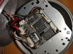 Reset kamery Bcs IP BCS-P-212RWSA-G