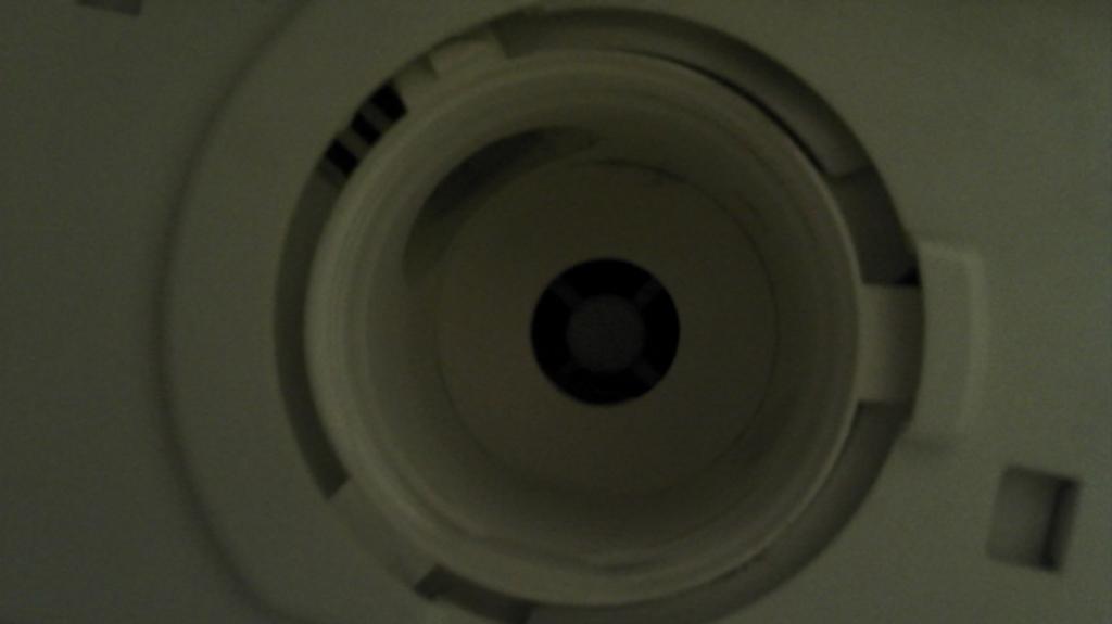 Beko WMP 25120 - Czy ta pralka fabrycznie nie ma filtra wody?