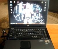 [Sprzedam] Laptop HP Compaq 6715s + Akcesoria