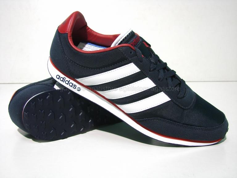 wholesale dealer d64f6 44e2a ... discount adidas neo v racer nylon f38507 3d601 a1f1c