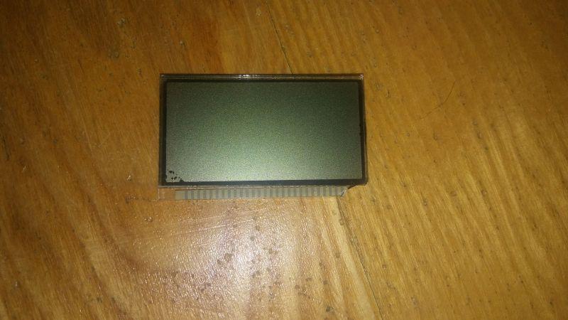 Wyświetlacz kalkulatora połączony z arduino.
