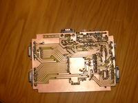 Płytka testowa mikrokontrolerów AVR v1.1