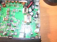 CB radio ARES brak nadawania i odbioru (brak elementów)