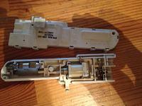 Samsung P1405J awaria blokady drzwi