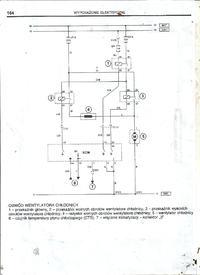 Daewoo Matiz 2000r - Nie załącza się wentylator chłodnicy
