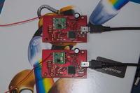 Uniwersalny moduł dla sieci opartych o układy RFM22/23