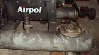 Kompresor Airpol (Pomet) W2P170-980A - części, konstrukcja...