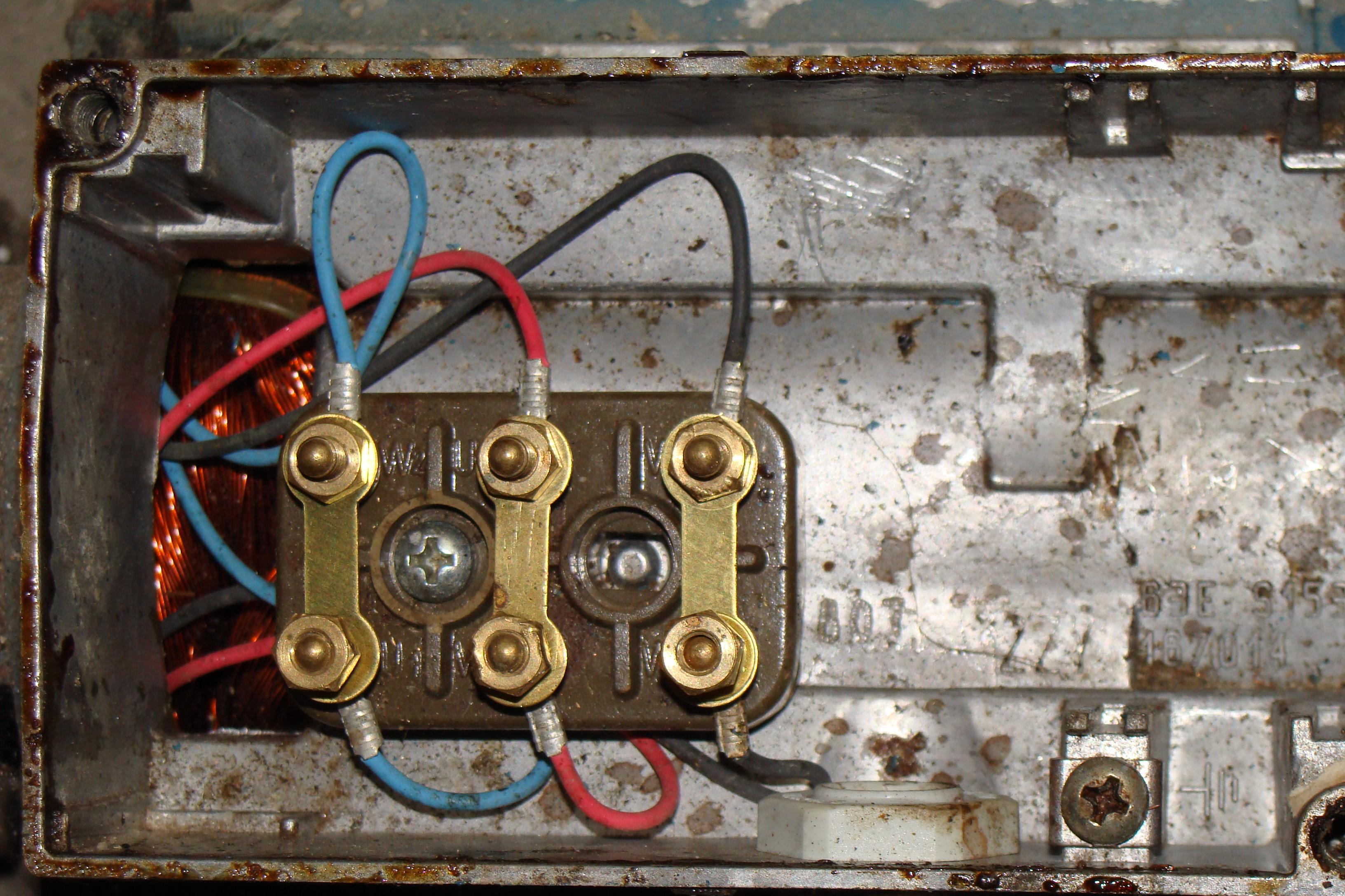 Pompa Calpeda ca 80e  czy mo�na pod��czy� do jednej fazy  ?