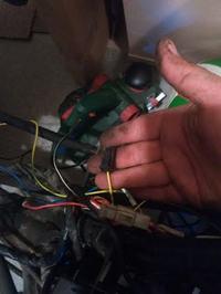 Suzuki Katana 2T 50cm3 - problem z elektryką