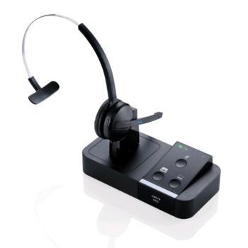 Jabra PRO 9450 - bezprzewodowy zestaw biurowy zoptymalizowany pod MS Lync 2010
